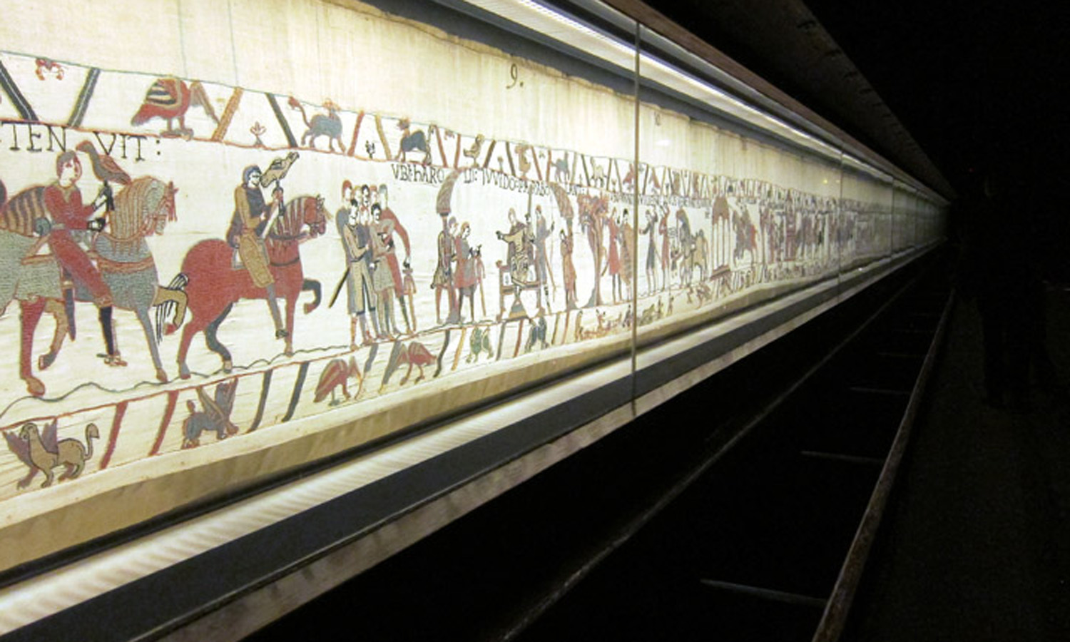 Bayeux Tapestry-web