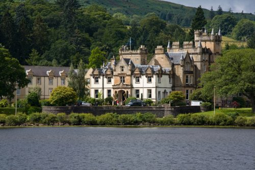 Cameron House from Loch Lomond